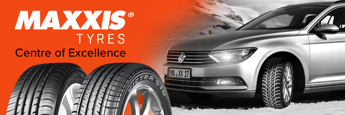 Maxxis Tyres ® Centre of Excellence