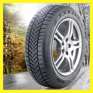 Family car tyre