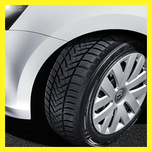 New car tyres fitted in Wrexham