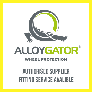 AlloyGator Wheel Protection - Authorised Supplier, Fitting Service Available